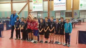 saison 2015-2016 - interclubs - podium benjamins2