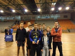 13- tournoi national dinan 2015 - vitré vainqueur challenge club