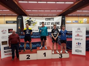 saison 2016-2017_championnat 35_podium_anthony boulay 3ème en juniors