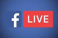 image live facebook - page actualités du site