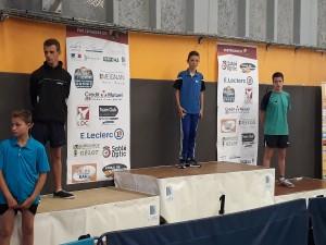 saison 2016-17_tournoi national sablé sur sarthe_mael pelhate vainqueur du tableau jeunes