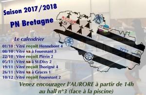 saison 2017-2018_poule pré-nationale phase 1_annonce matchs