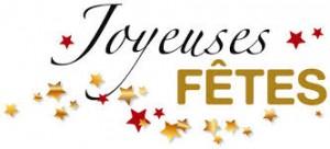image joyeuse fêtes - page actualités du site