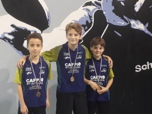 saison 2018-19_interclubs_ les benjamins 4eme