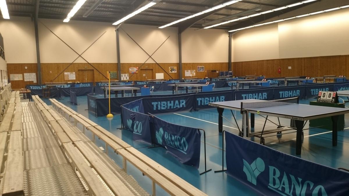 La Salle Aurore Vitre Tennis De Table