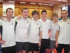 championnat séniors 2011-2012
