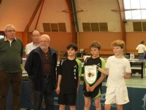 finales championnat jeune 2011-2012