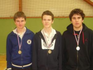 podiums 2011-2012